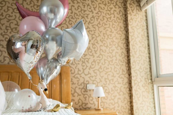 Express your love with a Beautiful Balloons Bouquet